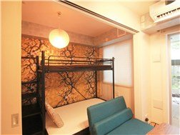 guesthouse sharehouse OAK TERRACE SAKURA SHINMACHI building6