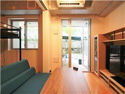 guesthouse sharehouse OAK TERRACE SAKURA SHINMACHI building7