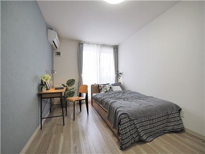 guesthouse sharehouse Social Residence아카데미아 오사카아마가사키 room106