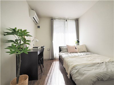 guesthouse sharehouse Social Residence아카데미아 오사카아마가사키 room108