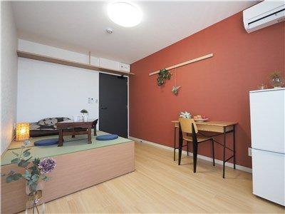 guesthouse sharehouse Social Residence아카데미아 오사카아마가사키 room235