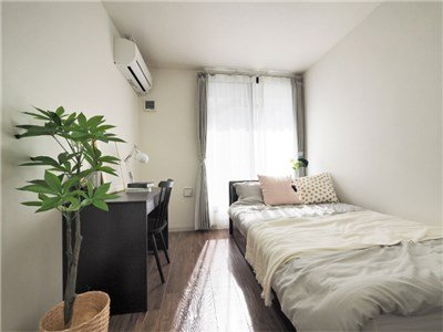 guesthouse sharehouse Social Residence아카데미아 오사카아마가사키 room306