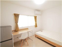 guesthouse sharehouse TSURUKAWA HILLS building16