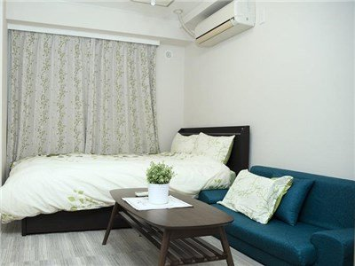 guesthouse sharehouse 도칸 신주쿠 제2 캐스텔 room712
