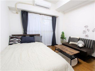 guesthouse sharehouse Eslead梅田東 (大阪) room603