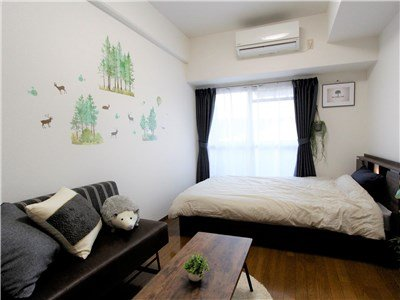 guesthouse sharehouse Eslead塚本第二 (大阪) room407