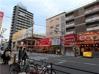 guesthouse sharehouse Eslead塚本第二 (大阪) building18