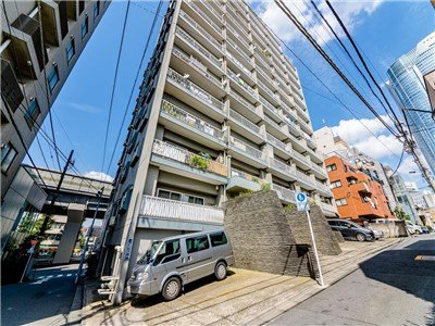guesthouse sharehouse Highness Azabu building11