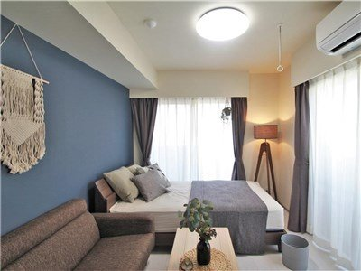 guesthouse sharehouse Plaire Deuxq 미슈쿠 (Shimokitazawa) room203