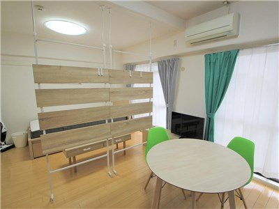 guesthouse sharehouse TOCAD宮崎台 roomW44