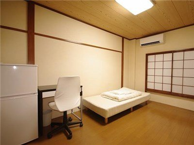 guesthouse sharehouse SHARESTYLE KINSHICHO room306