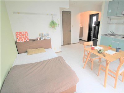 guesthouse sharehouse Oak Apartment Mitakadai room201