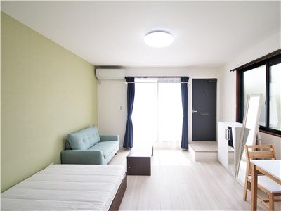 guesthouse sharehouse 오크아파트먼트 미타카다이 room204