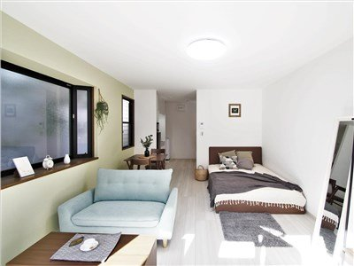 guesthouse sharehouse 오크아파트먼트 미타카다이 room104