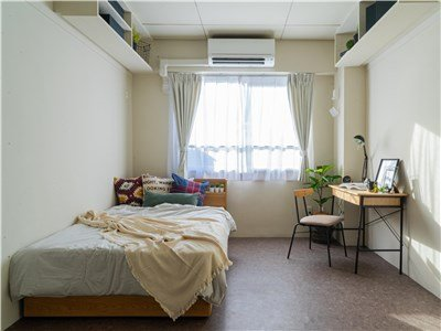 guesthouse sharehouse ソーシャルレジデンス大島 room208