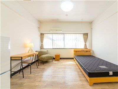 guesthouse sharehouse Social美宅 Academia橫濱磯子 room110