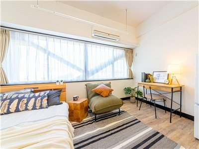 guesthouse sharehouse Social美宅 Academia橫濱磯子 room222
