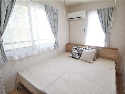 guesthouse sharehouse Oak Apartment Kokubunji room201