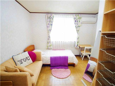 guesthouse sharehouse Guest House十条 room204