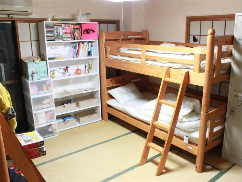 guesthouse sharehouse シェアスタイル新宿西 room201D