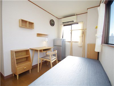 guesthouse sharehouse シェアスタイル新宿西 room404