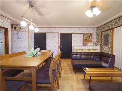 guesthouse sharehouse シェアスタイル新宿西 building3