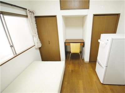 guesthouse sharehouse サムライハウス西日暮里 room202