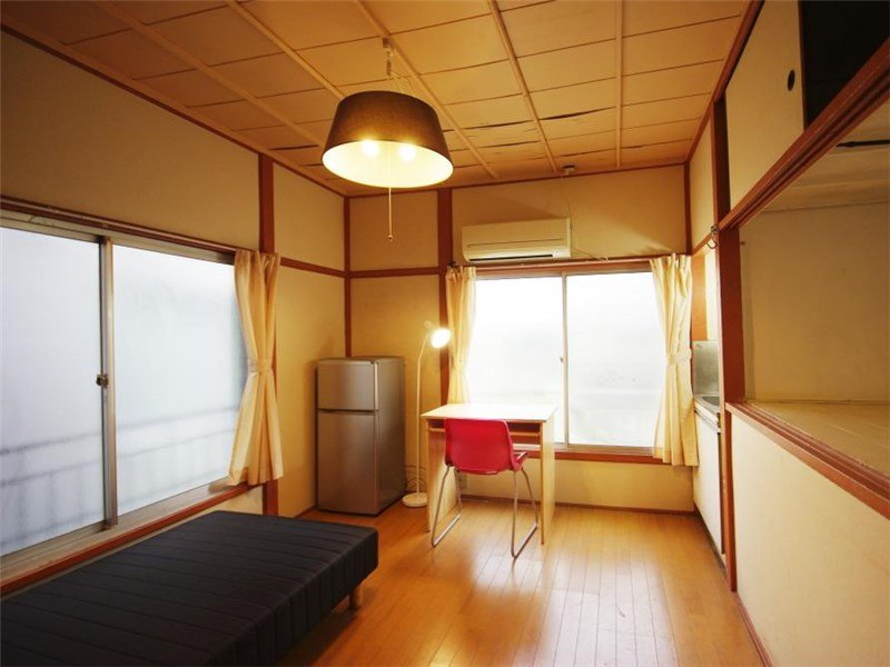 guesthouse sharehouse サムライハウス西日暮里 room206