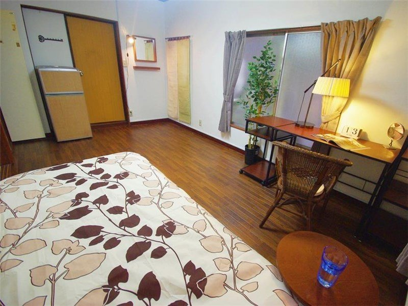 guesthouse sharehouse サムライハウス西日暮里 room102