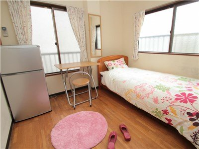 guesthouse sharehouse SHARESTYLE UENO NISHI room205