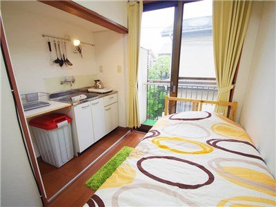 guesthouse sharehouse SHARESTYLE ITABASHI HONCHO room204