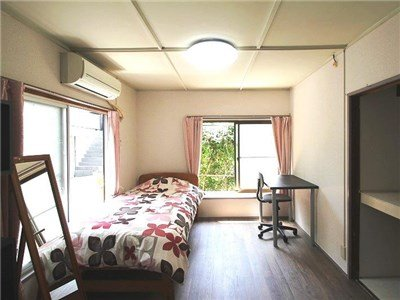 guesthouse sharehouse メイプルハウスA room1B