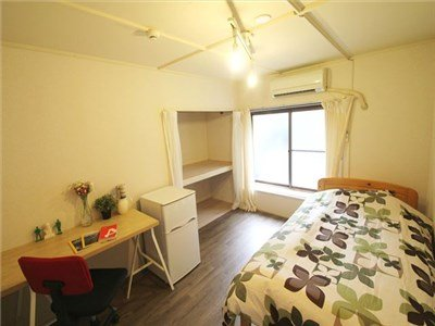 guesthouse sharehouse メイプルハウスA room1C