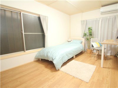 guesthouse sharehouse メイプルハウスA room1E