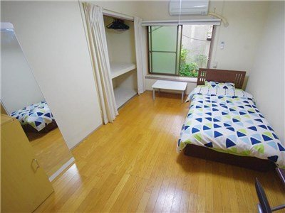 guesthouse sharehouse MAPLE HOUSE A room2D