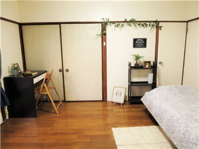 guesthouse sharehouse メイプルハウスB room1C