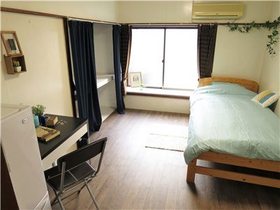 guesthouse sharehouse メイプルハウスB room2A