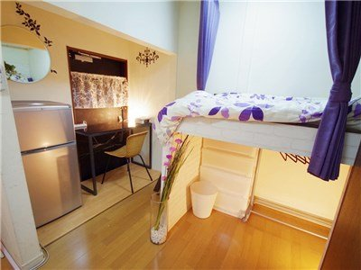 guesthouse sharehouse OAKHOUSE UENO EKIMAE room103B