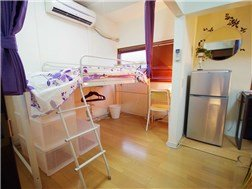 guesthouse sharehouse OAKHOUSE UENO EKIMAE building2