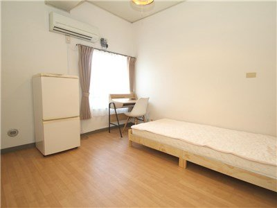 guesthouse sharehouse SHARESTYLE AOBADAI room207