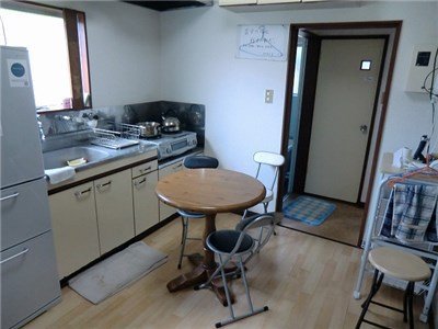 Dormitory Kitchen