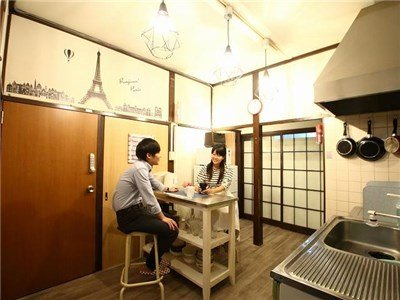 guesthouse sharehouse OAKHOUSE新宿南口 building1