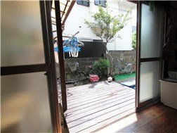 guesthouse sharehouse 오크하우스 아카바네 building9