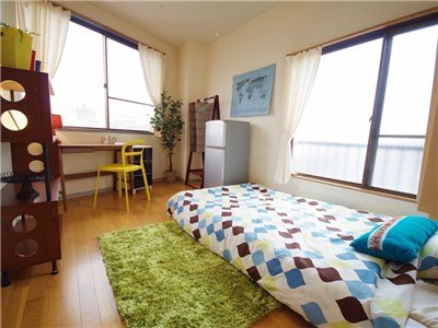 guesthouse sharehouse OAKHOUSE MINOWA room405