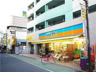 guesthouse sharehouse OAKHOUSE ITABASHI KUYAKUSHOMAE building13