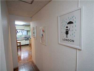 guesthouse sharehouse OAKHOUSE ITABASHI KUYAKUSHOMAE building22