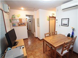 guesthouse sharehouse OAKHOUSE ITABASHI KUYAKUSHOMAE building24