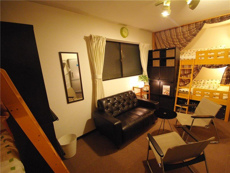 guesthouse sharehouse プレミア高円寺 room104A-B