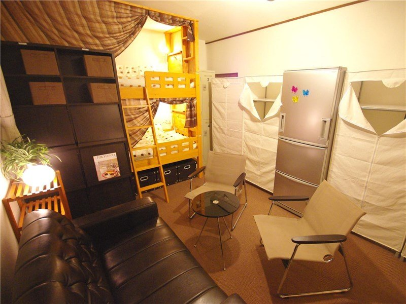 guesthouse sharehouse プレミア高円寺 room104B-B