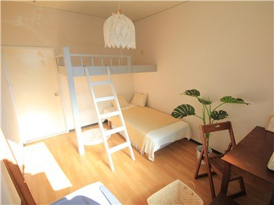 guesthouse sharehouse 오크하우스 니시도쿄 room105